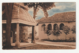Roumanie - Vedere Din Curtea Manastirei Negru -1919 - Roemenië