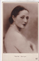 RACHEL DEVIRYS   --  PHOTO CARD - Acteurs