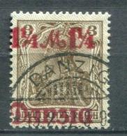 Danzig Mi# 27 Gebraucht/used - Germania - Danzig