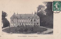 62, Environs  D'Hesdin, Château De Willeman - Hesdin
