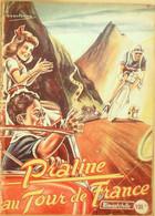 ENFANTINA-PRALINE Au TOUR De FRANCE-(édit Azur) 1952 - Other