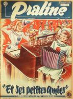 ENFANTINA-PRALINE Et Ses PETITES AMIES-(édit Azur) 1952 - Other