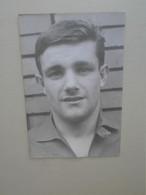 Football Photo De Presse  ,  Joueur  De Nancy  SILVIO SERAFIN 1960 - Andere