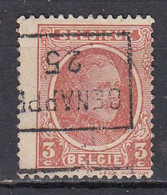 3520 Voorafstempeling Op Nr 192 - GENAPPE 25 - Positie D - Rolstempels 1920-29