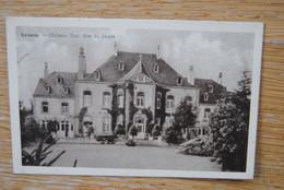 5354/ KETTENIS - Château Thal -jardin - Eupen