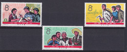 """CHINA 1976, """"May 7 Cadre School"""", Serie J.9 Unmounted Mint, Superb - Lots & Serien"""