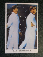 TRADE CARD -  BEATLES PART 1  D-0887 - Ohne Zuordnung