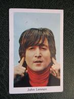 TRADE CARD -  JOHN LENNON  D-0887 - Ohne Zuordnung