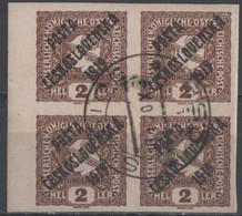 Czechoslovakia - #B27 -  Used - Gebraucht