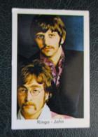 TRADE CARD -  RINGO - JOHN  D-0887 - Ohne Zuordnung