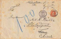 Beleg (aa9230) - Briefe U. Dokumente