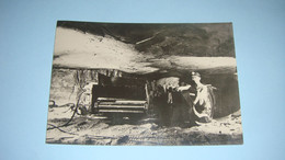 Carte Postale : Alsace, Mine De Potasse, Un Camion Navette Au Fond De La Mine - Autres Communes