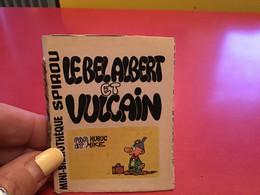 """Petit Livret Collection Mini-Bibliothèque Mini-Récit """" Spirou  Dupuis - Autres Objets BD"""