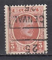 3522 Voorafstempeling Op Nr 192 - GENVAL 25 - Positie D (zie Opm) - Rolstempels 1920-29