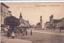 2105/ Besztercebanya, Bela Kiraly-ter - Slovakia