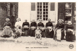 Arlanc Les Dentellières Correspondance  Militaire En 1916 - Other Municipalities