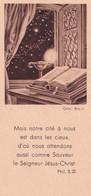 Souvenir De Confirmation - 18/3/1951 - Gundershoffen - 67- Mais Notre Cité à Nous ... Editions Oberlin Strasbourg - Imágenes Religiosas