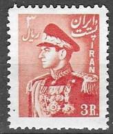 Iran Mlh *  (7 Euros) 1951 - Iran