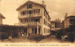 Saint-Jean-de-Luz - Hôtel Villa Bel-Air - Saint Jean De Luz