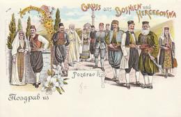 Gruss Aus Bosnien Und Hergegovina - Bosnie-Herzegovine