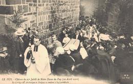 H1608 - Clôture Du 27e Jubilé De Notre Dame Du PUY - D43 - Le Cortège Des Archevêque Et Evêques Se Rendant à La Cathédra - Le Puy En Velay