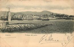 ITALIE  GENOVA VEDUTA DEL PORTO - Genova