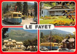 74-LE FAYET-N°580-C/0227 - Sonstige Gemeinden