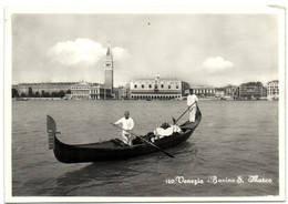 Venezia - Bacino S. Marco - Venetië (Venice)
