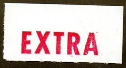 ALGERIJE - Postal Label - Etiquette Postale - Altes Postetikett - Etiqueta Postal Antigua - Postetiket Etichetta Postale - Post