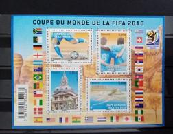 FRANCE NEUF.BF N 4481 Coupe Du Monde De Football 2010 - Neufs