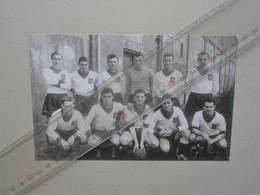Repro Photo Football  équipe LILLE LOSC 1951/1952 - Andere