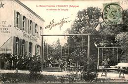 België - Halanzy - La Maison Frontiere - Longwy - Crepin De Coninck - 1905 - Zonder Classificatie