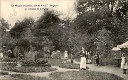 België - Halanzy - Longwy - Maison Frontiere - 1909 - Unclassified