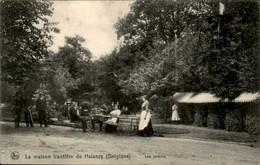 België - Halanzy - Longwy - Maison Frontiere Les Jardins -  - 1913 - Unclassified