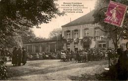 België - Halanzy - Maison Superbe Dancing - Longwy Haut - Hotel Le Chalet - 1910 - Unclassified
