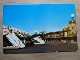 AEROPORT / AIRPORT / FLUGHAFEN     KANSAS CITY MUNICIPAL  CONSTELLATION TWA - Aeródromos