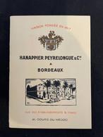 Livret LES VINS DE BORDEAUX Et L'Art De Les Boire - Unclassified