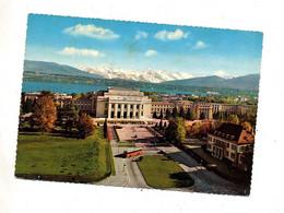Carte Geneve Palais Flamme Gex Vitesse Limitée 60 - GE Ginevra