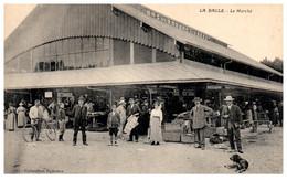 44 LA BAULE - Le Marché - La Baule-Escoublac