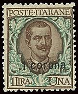 ITALY ITALIA DALMAZIA 1922 1 CORONA (Sass. 6) NUOVO MNH ** OFFERTA! - Dalmatia