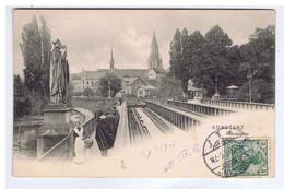 ALLEMAGNE - KONSTANZ - Rheinbrücke - Konstanz
