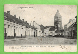 BORGERHOUT-LEZ-ANVERS   -   Eglise St-Jean - Andere