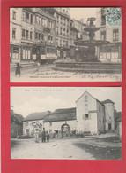 Doubs - Lot De 12 Cartes Postales Anciennes - 5 - 99 Cartoline
