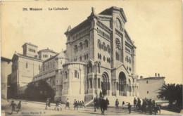 Cp MONACO 1934 - La Cathédrale N° 396 - Saint Nicholas Cathedral