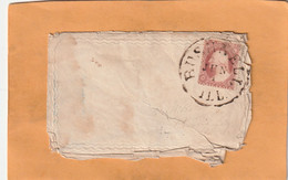 United States Old Cover Mailed - Briefe U. Dokumente