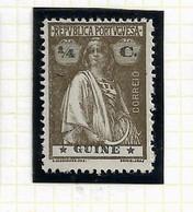 PORTUGUESE GUINEA STAMP - 1914 CERES PERF:15X14 P.PONTINHADO STARS(I-I) Md#143 MNH (LGNE#29) - Portuguese Guinea