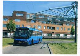 BUS-28   VOLVO Trollybus At Arnhem - Buses & Coaches