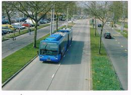 BUS-29   VAN HOOL Trollybus At Arnhem - Buses & Coaches