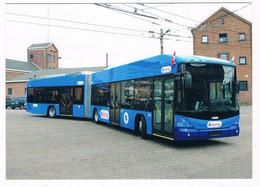 BUS-30  HESS Trollybus At Arnhem Remise - Buses & Coaches