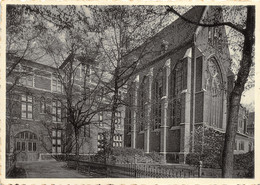 Anvers - Institut St-Camille - Façade - Antwerpen